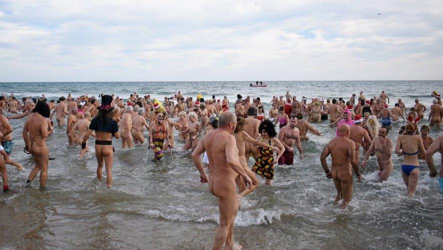 bain de foule